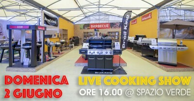 Live Cooking Show